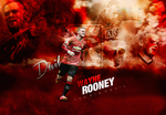 Wayne Rooney wallaper by workoutf