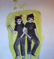 2up by madithewulf