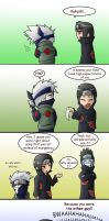 Genjutsu replacement by Leimyu