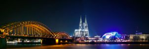 Cologne, Germany by k7mp