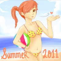Summer 2011 by CreativeClara