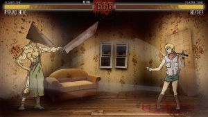 Silent Hill Fighter HD Turbo Ed. by Seblecaribou