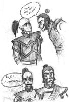 Zuko is a silly by 13lexwolf