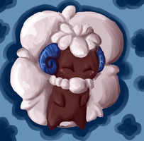 Pokemon: Whimsicott by Faggish-Fish