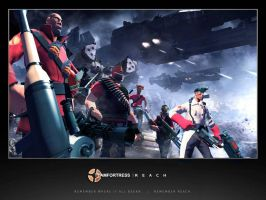 Teamfortress Reach by Nafoul