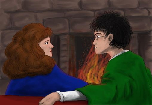 Harry Potter: Seventh Years by starryeyed-nz
