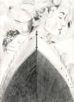 Titanic poster... by Spiffiness