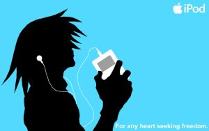 iPod Riku by invisiblejohnny