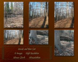 woods and river wicasa-stock by Wicasa-stock