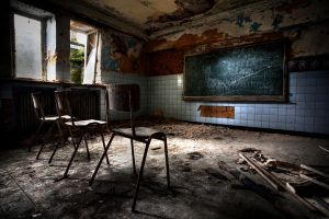 Classroom by G-freak