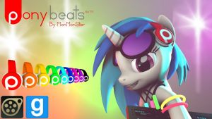 [DL] Ponybeats By Monmonstar [SFM MODEL] by Monmonstar