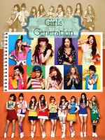 SNSD - Sweet like candy by sayhellotothestars