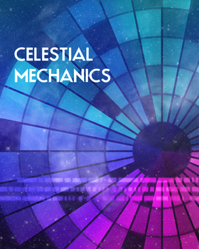 Celestial Mechanics Poster by Samantha-Wright