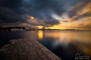 Another evening in my town by ivancoric