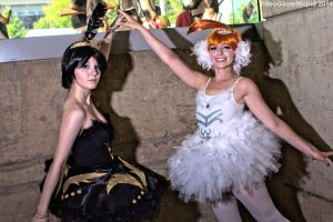 Otakon 2014 - Princesses of Dance(PS) 05 by VideoGameStupid