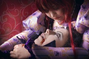 Trinity Blood: Mourning by auntLilith