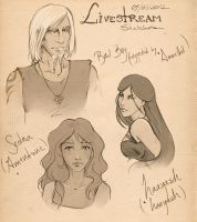 Free livestream sketches by fee-absinthe