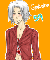 Wounded 59Gokudera by watermelonseeds