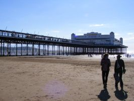 The Grand Pier by make-a-snappy