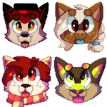 icons batch 1 by sarehkee