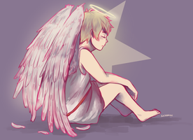 APH - Britannia Angel by say0ran