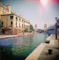 Venice by d0llparts