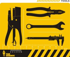 Tools vectors by beezoot