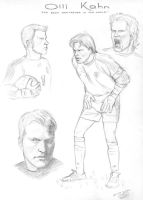 Oliver Kahn by Windfreak