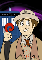Seventh Doctor by TateShaw