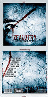 Zealotry CD Cover by StratocasterUK