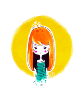 .Tiny Gal. by CarlaNatalie