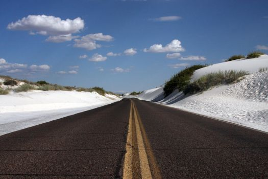 White Sands - I by f-barros