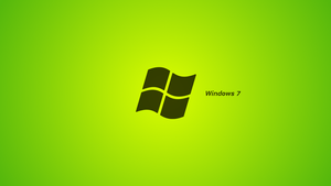 Windows 7 Style Wallpaper by ComputerMediaTV