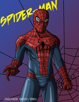 The Spider-Man by ArcherOrin