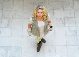 I think I am called... Rose Tyler by AngelSamui