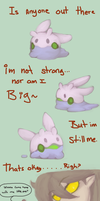 Capture the Goomy by kitzune-griffith