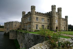 Leeds Castle by AbsyntheMyndedArt