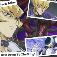 Jack Atlas Wallpaper: Bow Down To The King by XxXxRedRosexXxX