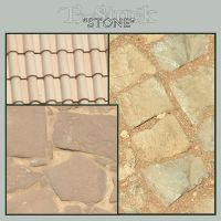 Stone Pack 1 by E-Stock