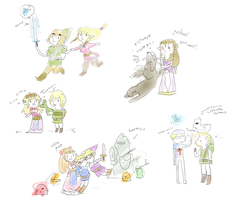 Zelda dump by Ask-FSZelda