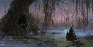 The Swamps by NikoKripton