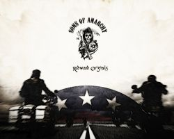 Sons of Anarchy Wallpaper by The-man-who-writes