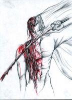 Sephiroth by Frog27