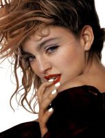 Madonna Ciccone by RED-ADAM