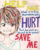 anti-Bully Poster by Cocodragon8