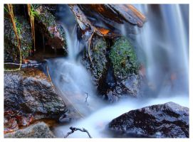 A stream in Derbyshire 2 by mzkate