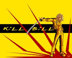 Kill Bill by sonicc