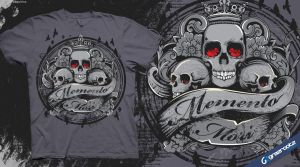 memento mori revised by grazrootz