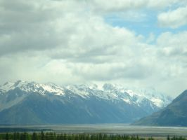 AU - Snowy Mountains by SteerIS