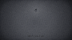 osx mountain lion logon screen by desosx
